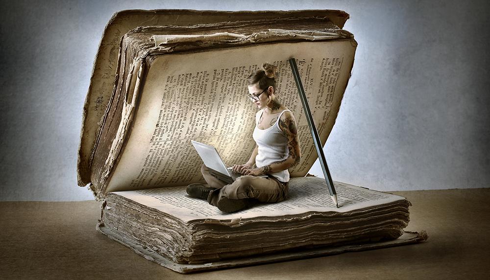 Books slide