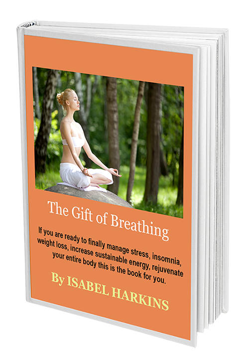 The Gift of Breathing by Isabel Harkins